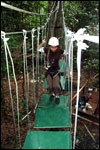 High Ropes Course - Island in the Sky