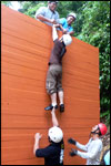 Obstacle Course - 12 Feet Wall